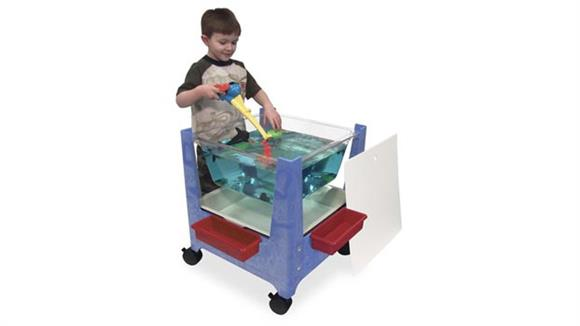 Activity & Play Child Brite See All Sand and Water Activity Center
