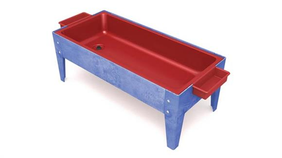 Activity & Play Child Brite Toddler Sand and Water Activity Center