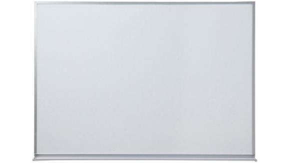 White Boards & Marker Boards Claridge 4 x 8 Porcelain Markerboard