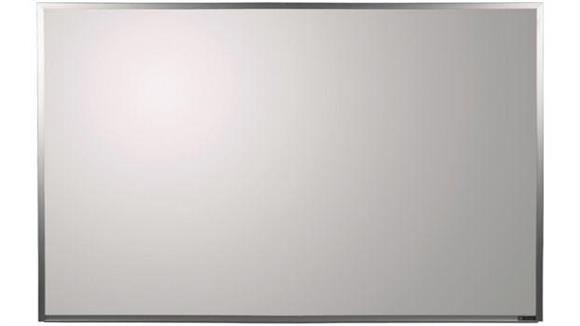 White Boards & Marker Boards Claridge 2 x 3 Trimline Porcelain Markerboard