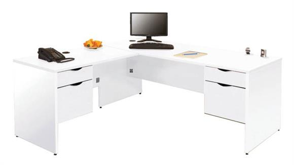 L Shaped Desks Candex L Shaped Desk