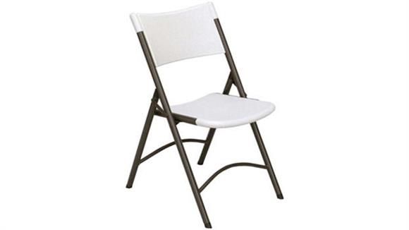 Folding Chairs Correll Blow Molded Folding Chair