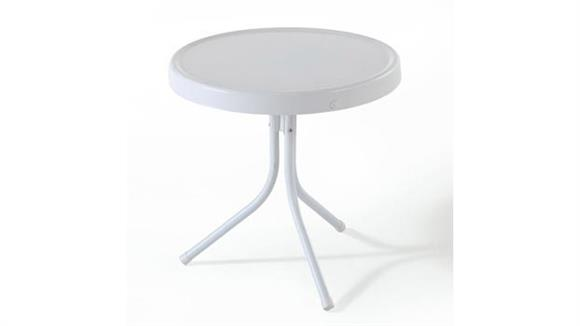 "Patio Tables Crosley  Griffith Metal 20"" Side Table"