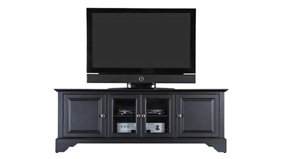 "TV Stands Crosley  LaFayette 60"" Low Profile TV Stand"