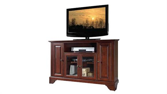 "TV Stands Crosley  Lafayette 48"" Corner TV Stand"