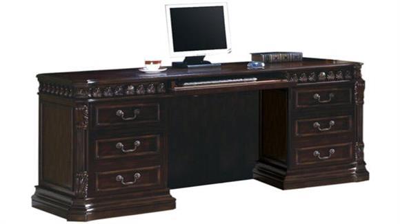 """Office Credenzas Coaster Furniture 72"""" Computer Credenza"""
