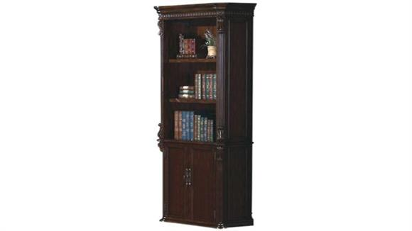 Bookcases Coaster Furniture Bookcase with Doors