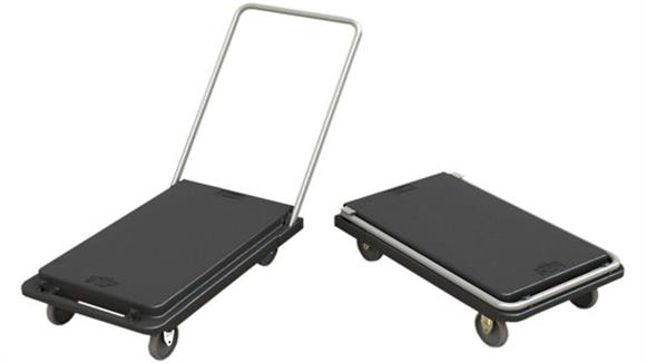 Utility Carts Deflecto Heavy Duty Platform Cart - 300 LB Capacity