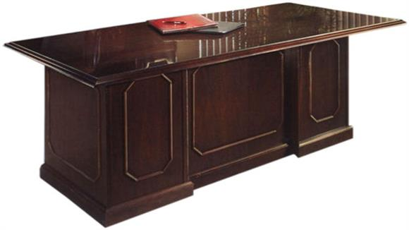 "Executive Desks DMI Office Furniture Traditional Style 72"" x 36"" Executive Desk"