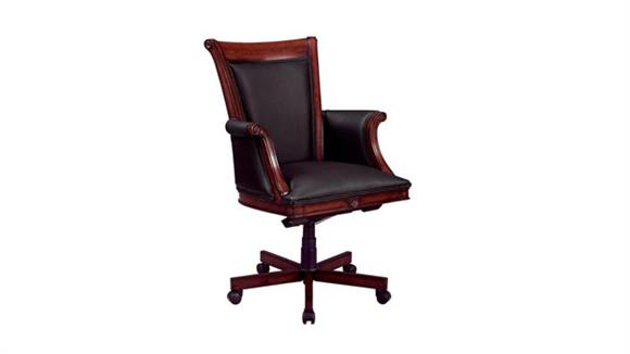 Office Chairs DMI Office Furniture Executive High Back Leather Chair