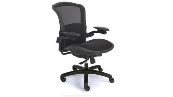 Office Chairs Dauphin Viper Mesh Back Task Chair