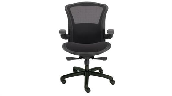 Big & Tall Dauphin Magnum 24 Hour Big and Tall Task Chair