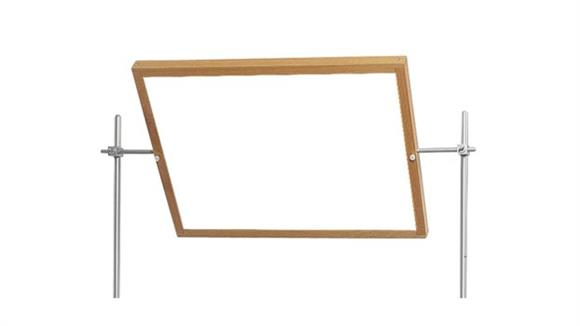 Mirrors Diversified Woodcrafts Mirror and Markerboard