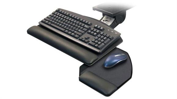 Keyboard Trays ESI Ergonomic Solutions Articulating Keyboard Tray