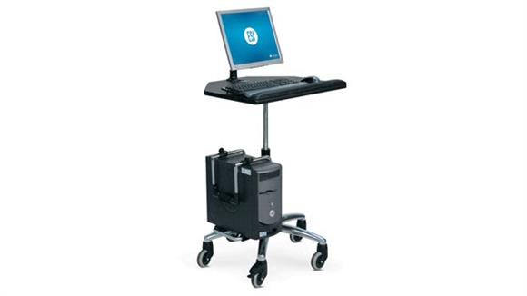 Computer Carts ESI Ergonomic Solutions Workstation on Wheels