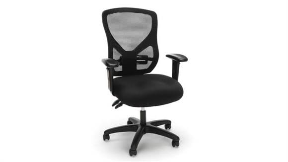 Office Chairs OFM Essentials Ergonomic Mesh Office Chair