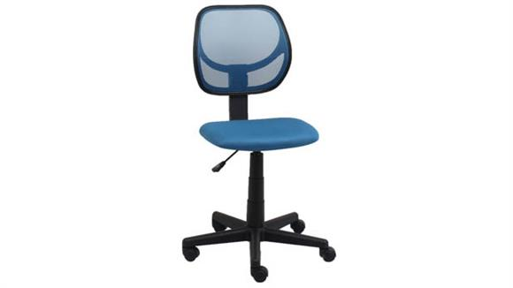 Office Chairs OFM Essentials Armless Task Chair