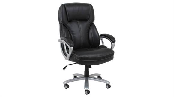 Big & Tall Essentials Big & Tall Leather Executive Chair
