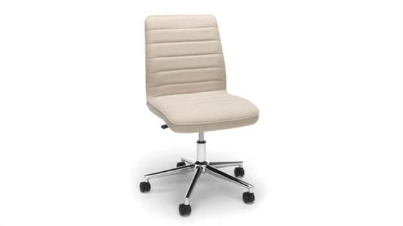Office Chairs OFM Essentials Mid-Back Chair