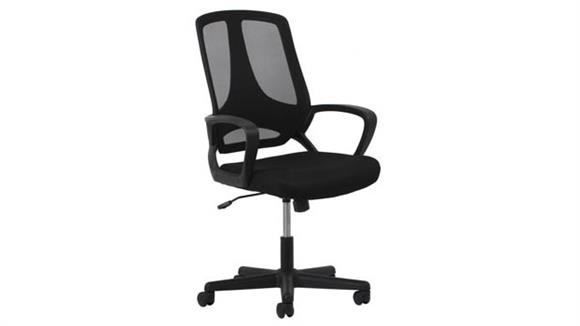 Office Chairs Essentials High Back Mesh Chair