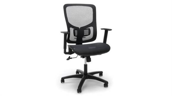 Office Chairs OFM Essentials Mesh Seat Ergonomic Office Chair