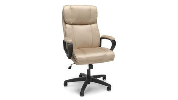 Office Chairs OFM Essentials High Back Plush Microfiber Office Chair