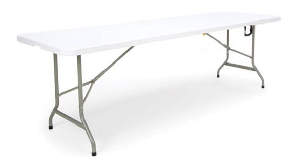 "Folding Tables OFM Essentials 96"" Center Folding Table"