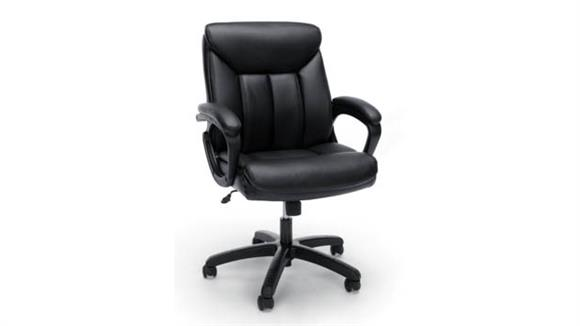Office Chairs Essentials Leather Chair