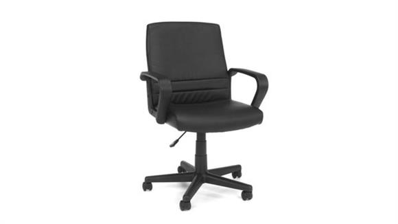 Office Chairs OFM Essentials Mid Back Conference Chair