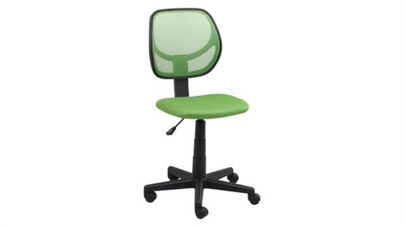 Office Chairs Essentials Armless Task Chair