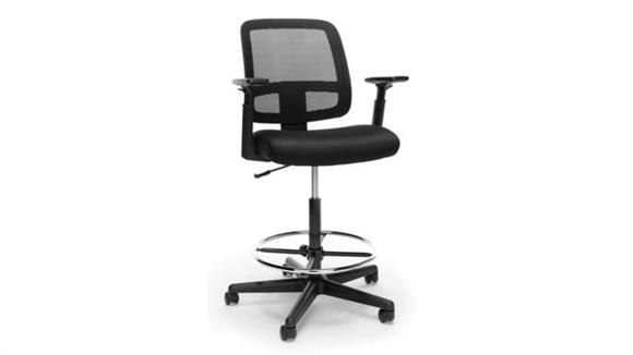 Office Chairs Essentials Mesh Back Task Stool