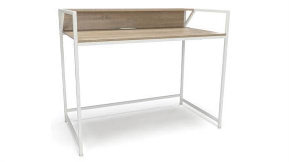 Computer Desks OFM Essentials Computer Desk with Shelf