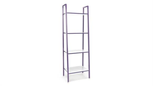 Bookcases OFM Essentials 4 Shelf Bookshelf