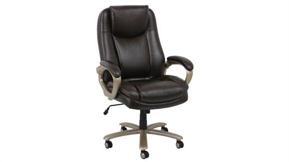 Big & Tall OFM Essentials Big & Tall Leather Executive Chair
