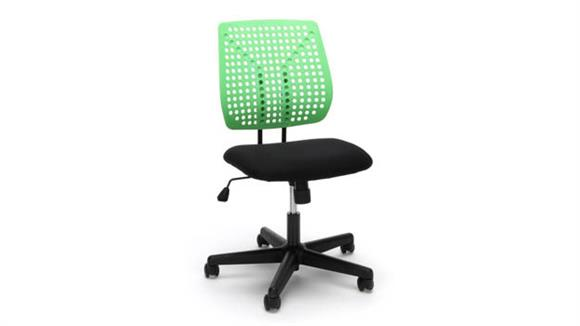 Office Chairs Essentials Plastic Back Task Chair
