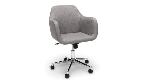 Office Chairs OFM Essentials Upholstered Home Office Desk Chair
