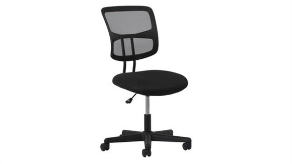 Office Chairs OFM Essentials Mid Back Mesh Task Chair