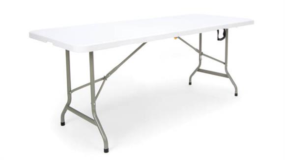 "Folding Tables OFM Essentials 72"" Center Folding Table"