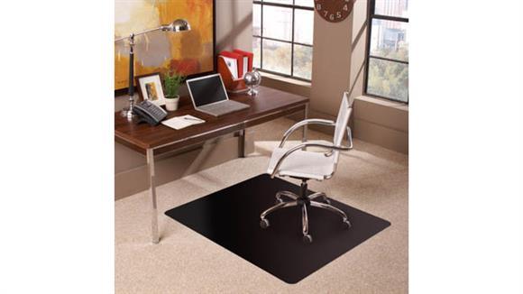 """Chair Mats ES Robbins 36"""" x 48"""" Chair Mat for Low Pile Carpet"""