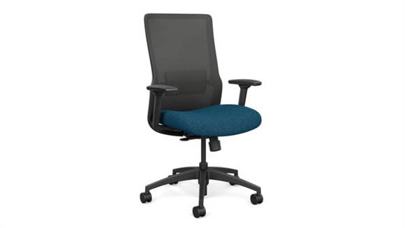 Office Chairs Sit On It High Back Task Chair with Black Base