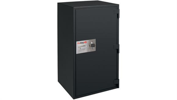 "Safes FireKing 35"" High 1 Hour Fire and Burglary Rated Safe"