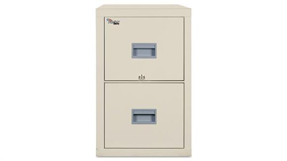 File Cabinets Vertical FireKing 2 Drawer Letter Size Fireproof File