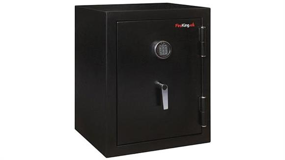 "Safes FireKing 28"" High Half Hour Rated Fire and Water Resistant Safe"