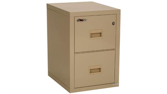 File Cabinets Vertical FireKing 2 Drawer Fireproof Turtle File