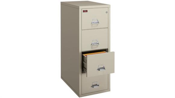 File Cabinets Vertical FireKing 2 Hour 4 Drawer Legal Size Fireproof File