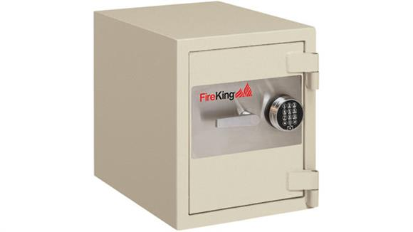 "Safes FireKing 21"" High 1 Hour Fire and Burglary Rated Safe"
