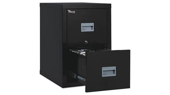 File Cabinets Vertical FireKing 2 Drawer Letter and Legal Size Fireproof File