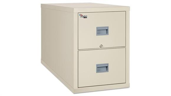 File Cabinets Vertical FireKing 2 Drawer Legal Size Fireproof File