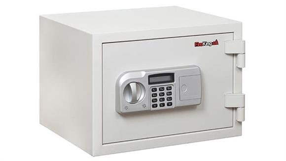 """Safes FireKing 12"""" High One Hour Rated Fire and Water Resistant Safe"""