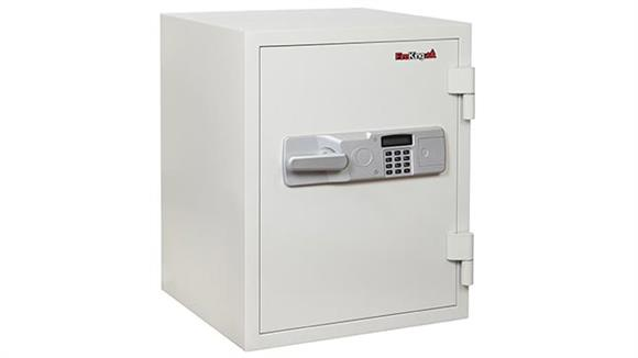 """Safes FireKing 24"""" High Two Hour Rated Fire and Water Resistant Safe"""